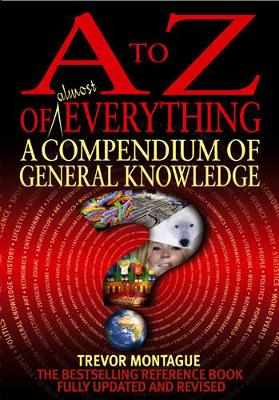 to Z of Almost Everything book