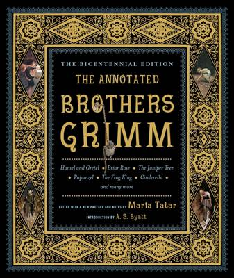 Annotated Brothers Grimm by Jacob Grimm