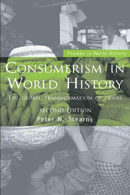 Consumerism in World History book