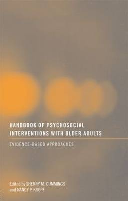 Handbook of Psychosocial Interventions with Older Adults book