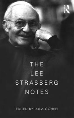 Lee Strasberg Notes book
