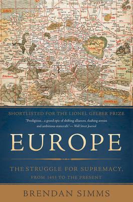 Europe by Brendan Simms