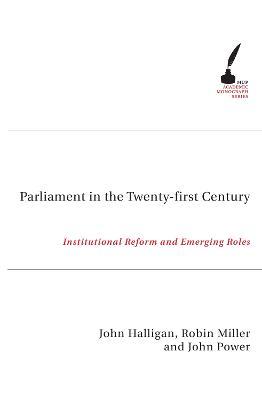 Parliament in the Twenty First Century book