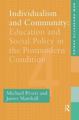 Individualism And Community book