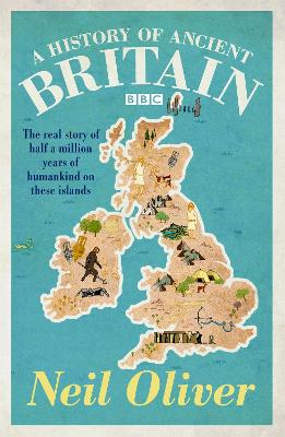 History of Ancient Britain book