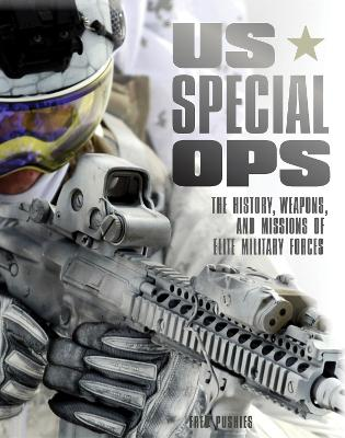 Us Special Ops by Fred Pushies