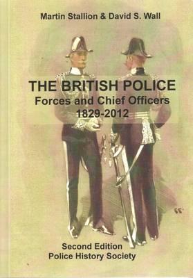 The British Police by Martin Stallion