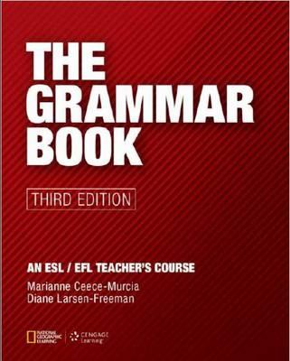 The Grammar Book by Diane Larsen-Freeman