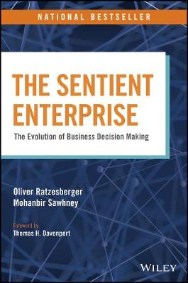 The Sentient Enterprise by Oliver Ratzesberger