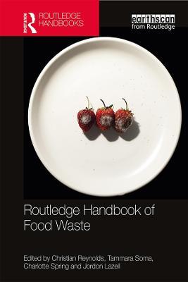 Routledge Handbook of Food Waste book