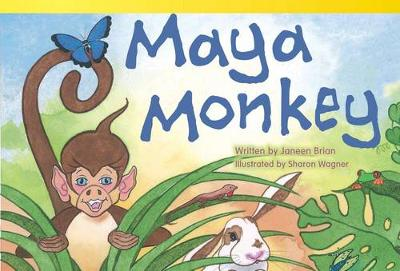 Maya Monkey by Janeen Brian