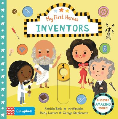 Inventors by Nila Aye