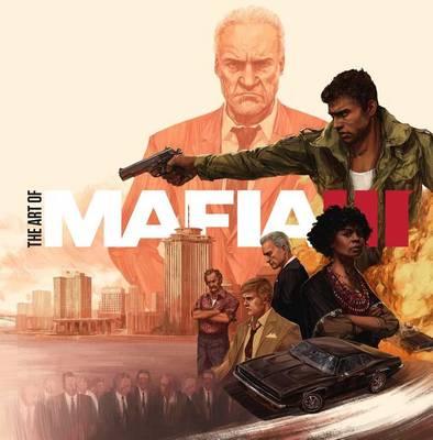 Art of Mafia III book