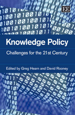 Knowledge Policy by Greg Hearn