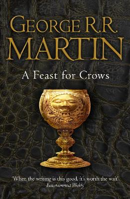A Feast for Crows (Reissue) by George R. R. Martin