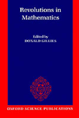 Revolutions in Mathematics book