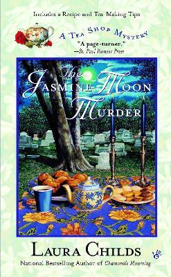 The Jasmine Moon Murder: A Tea Shop Mystery Book 5 book