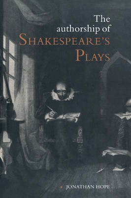 Authorship of Shakespeare's Plays book