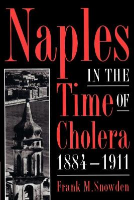 Naples in the Time of Cholera, 1884-1911 book