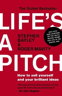 Life's a Pitch by Roger Mavity