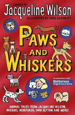 Paws and Whiskers by Jacqueline Wilson