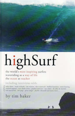 High Surf by Tim Baker