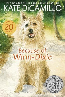 Because of Winn-Dixie by DiCamillo Kate