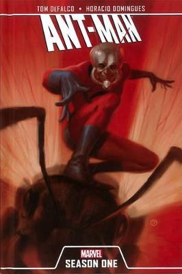 Ant-man: Season One book