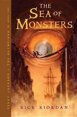 Sea of Monsters by Rick Riordan