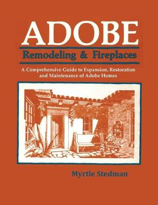 Adobe Remodeling & Fireplaces book