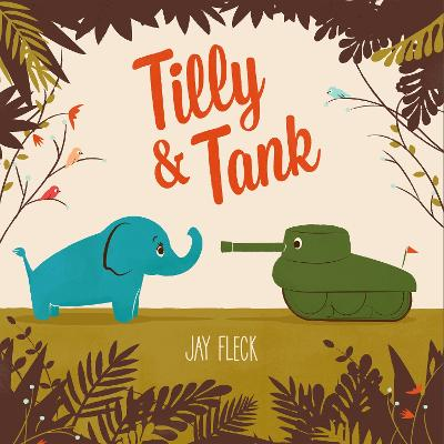 Tilly And Tank by Jay Fleck