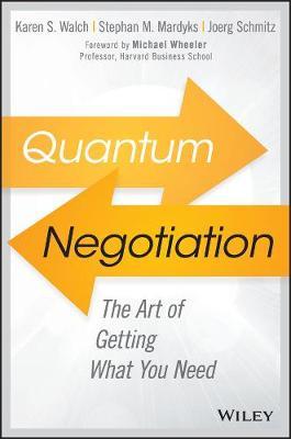 Quantum Negotiation by Stephan Mardyks