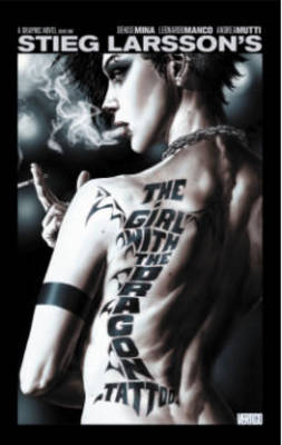 Girl with the Dragon Tattoo TP by Denise Mina