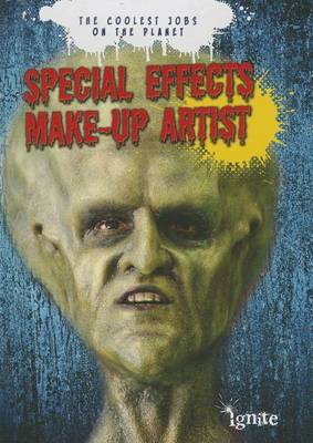 Special Effects Make-Up Artist by Jonathan Craig