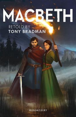 Macbeth: A Bloomsbury Reader by Tony Bradman