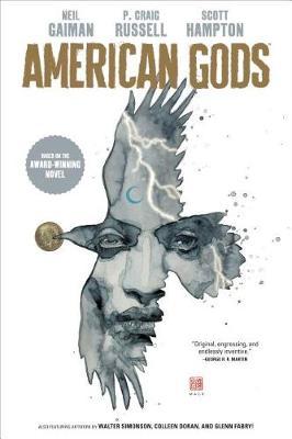 American Gods Volume 1: Shadows (Graphic Novel) by Neil Gaiman