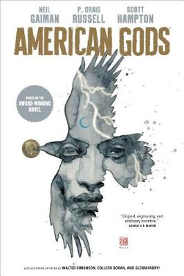 American Gods Volume 1: Shadows (Graphic Novel) by Neil Gaiman