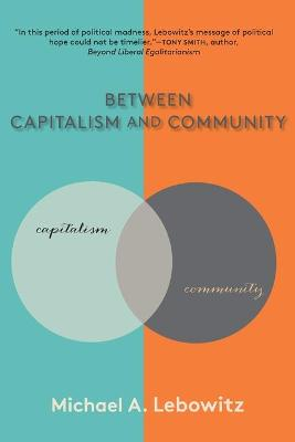 Between Capitalism and Community book