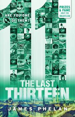 The Last Thirteen #3: 11 by James Phelan