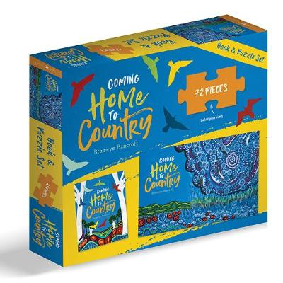Coming Home To Country Book and Puzzle Set: Coming Home To Country by Bronwyn Bancroft