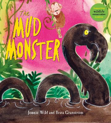 The Mud Monster book