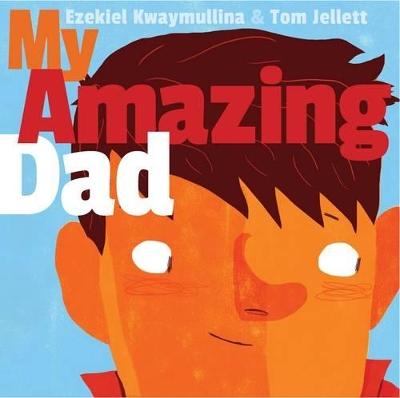 My Amazing Dad book