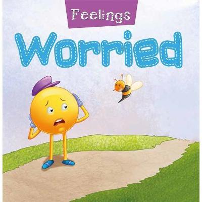 Feelings: Worried book
