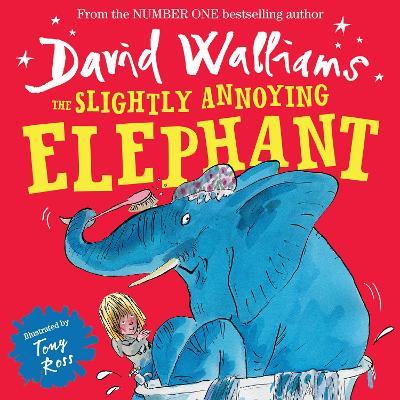 Slightly Annoying Elephant book