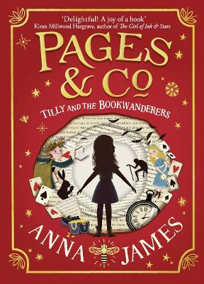 Pages & Co.: #1 Tilly and the Bookwanderers by Anna James