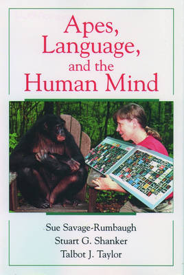 Apes, Language, and the Human Mind book
