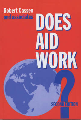 Does Aid Work? book