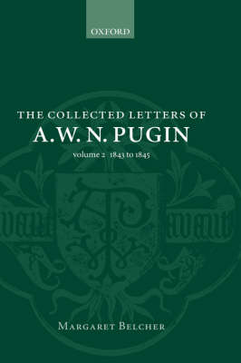 The Collected Letters of A.W.N. Pugin book