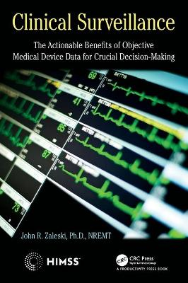 Clinical Surveillance: The Actionable Benefits of Objective Medical Device Data for Critical Decision-Making by John Zaleski