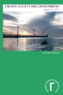 Energy, Society and Environment book